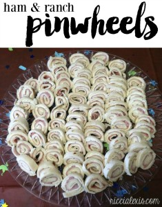 Fruit Dip, Party Punch, and Pinwheels {recipes}