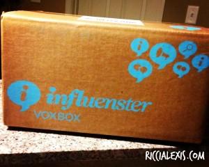 Influenster Go Vox Box