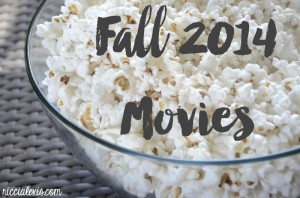Fall 2014 Movies
