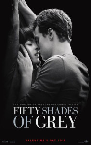 I saw 50 Shades of Grey and I LOVED it.