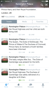 #TheGreatKateWait is Over…A Princess is Born!