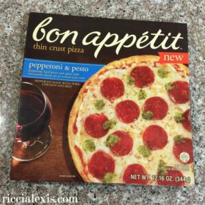 Grown Up Dinner featuring Bon Appetit Pizza!