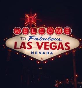 Vegas Recap – Day One + {Maroon 5 Concert}