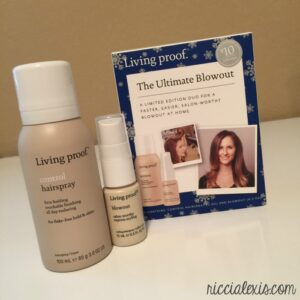 Living Proof Ultimate Blowout Kit