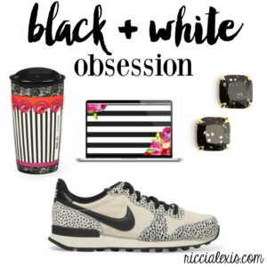 Black + White Obsession