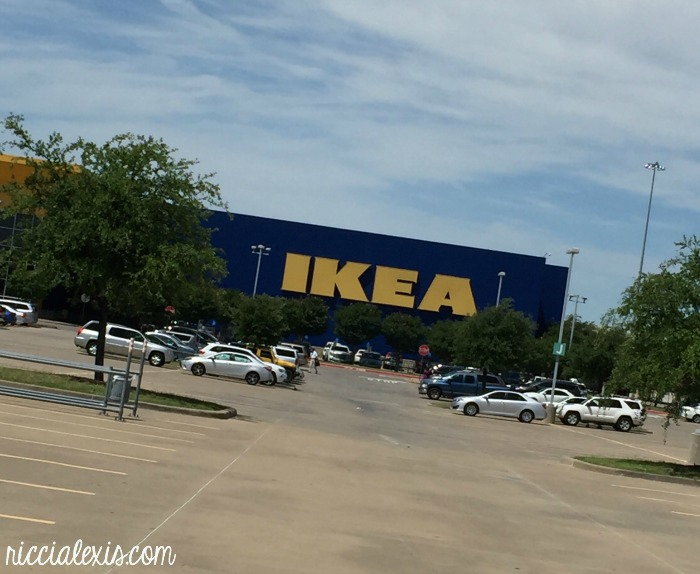 Quick dallas trip ricci alexis for Ikea in dallas