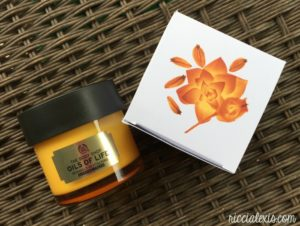 The Body Shop Oils of Life™ Intensely Revitalizing Sleeping Cream