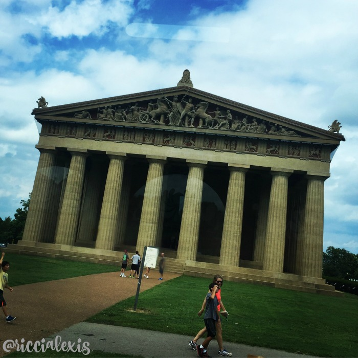 FakeParthenon