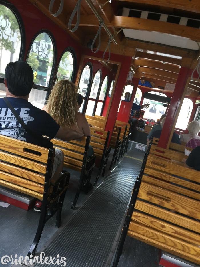 FirstTrolleyRide