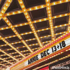 Annie in Memphis