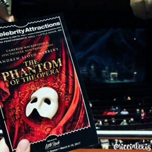 Phantom of the Opera in Little Rock