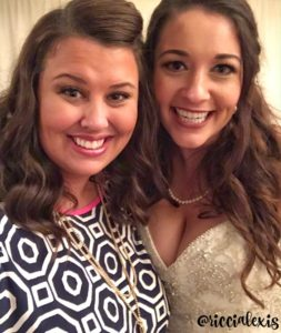 Melissa Got Married!!