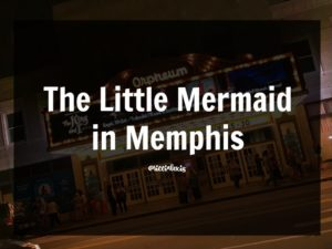 The Little Mermaid in Memphis