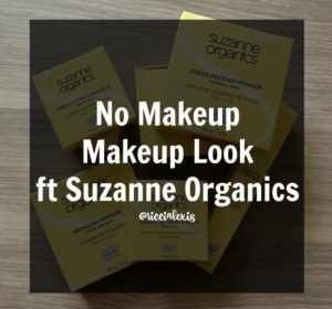 No Makeup Makeup Look ft Suzanne Somers Cosmetics