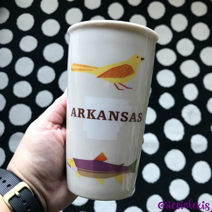 Starbucks Arkansas Tumbler