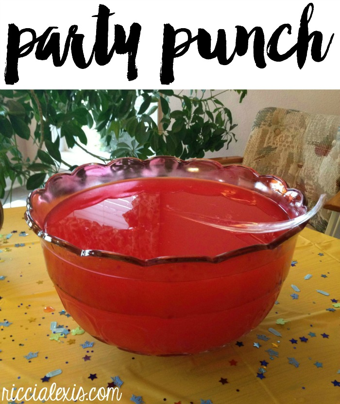party punch