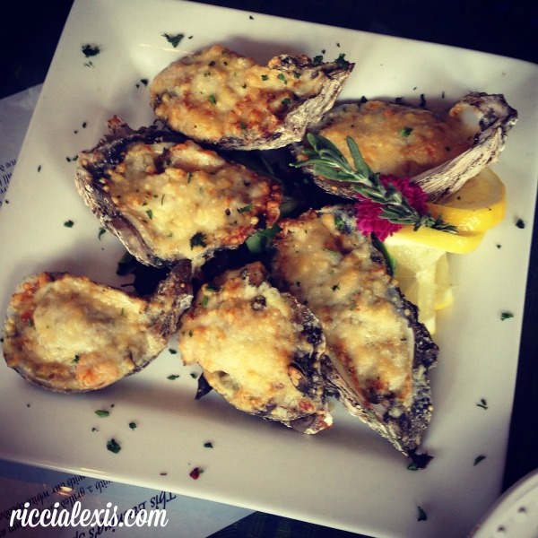 cajuns oysters