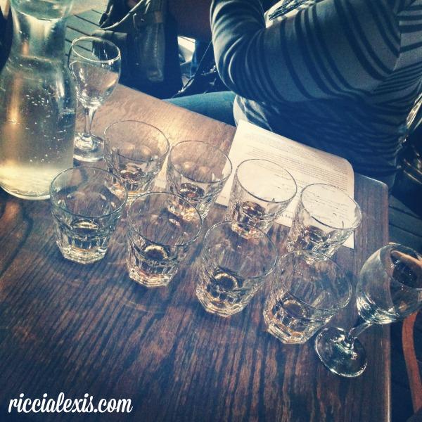cajuns whiskey