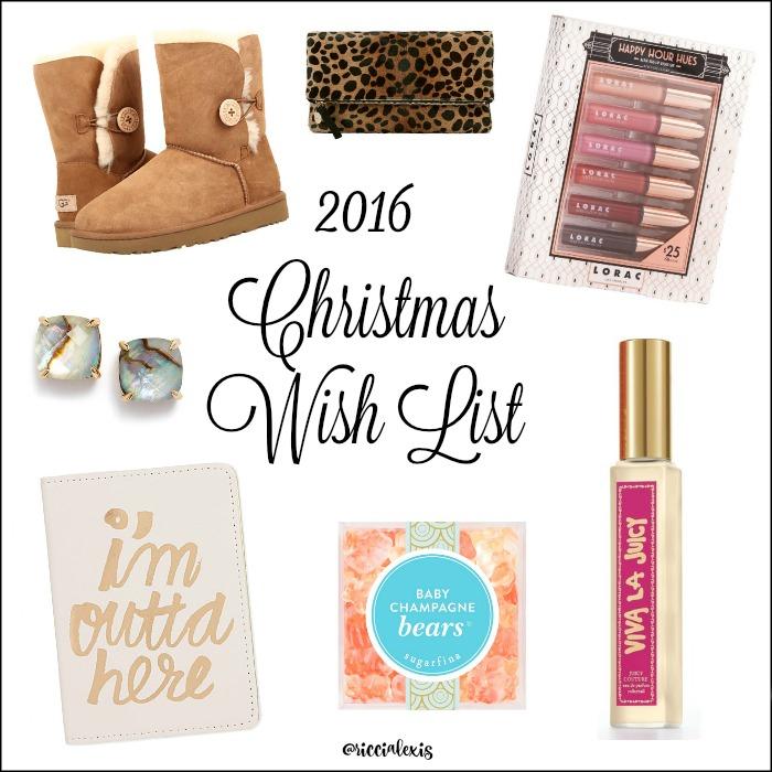 8d97392d84d My 2016 Christmas Wish List - ricci alexis