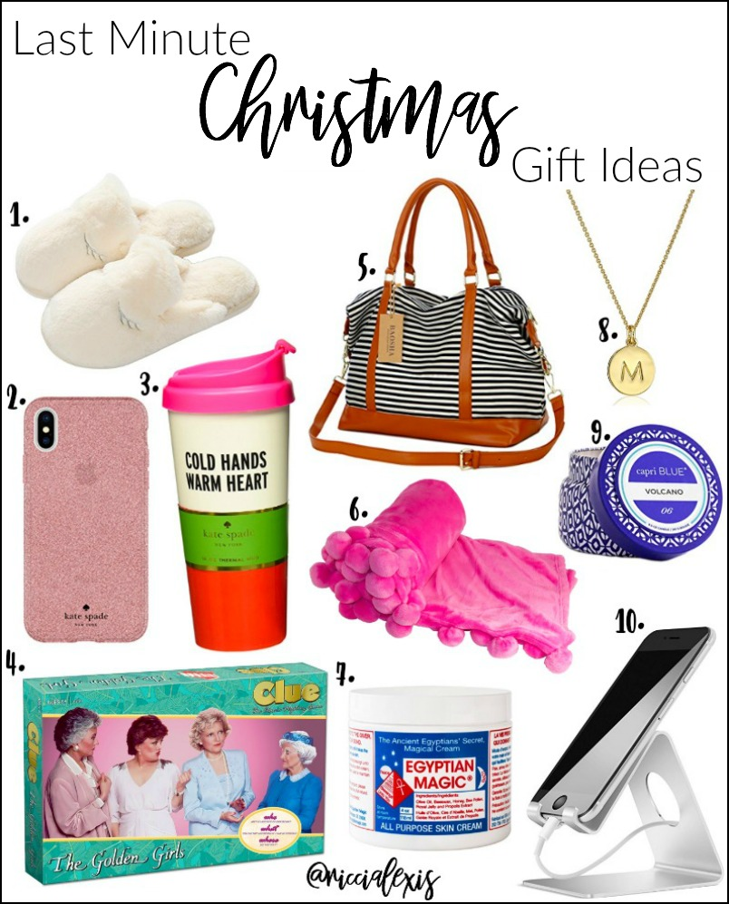 0share - Last Minute Christmas Gifts