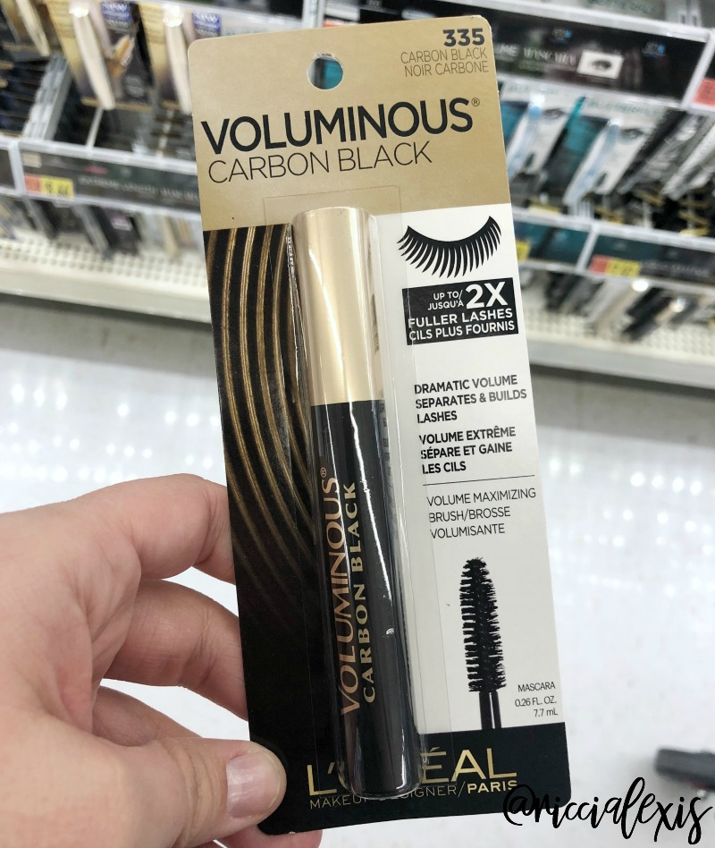 a9274f265ff Next up is Loreal Voluminous Million Lashes. I haven't used this mascara in  a long time but it is so so so good! This mascara gave me more length than  ...