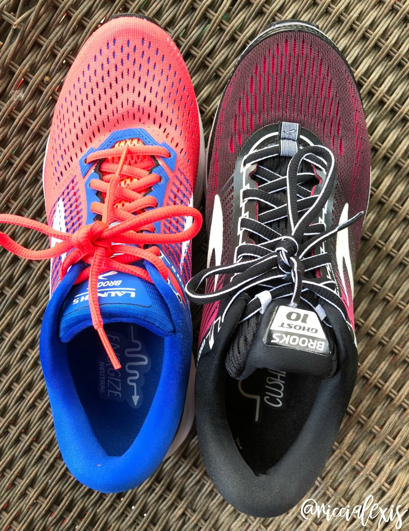ad080b40a268b Brooks Launch 5 vs Ghost 10...Which Shoe is Right for Me