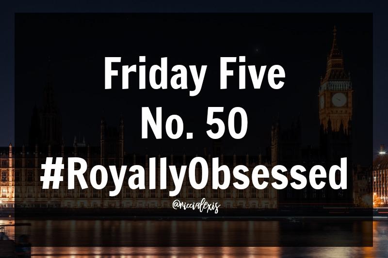 #RoyallyObsessed