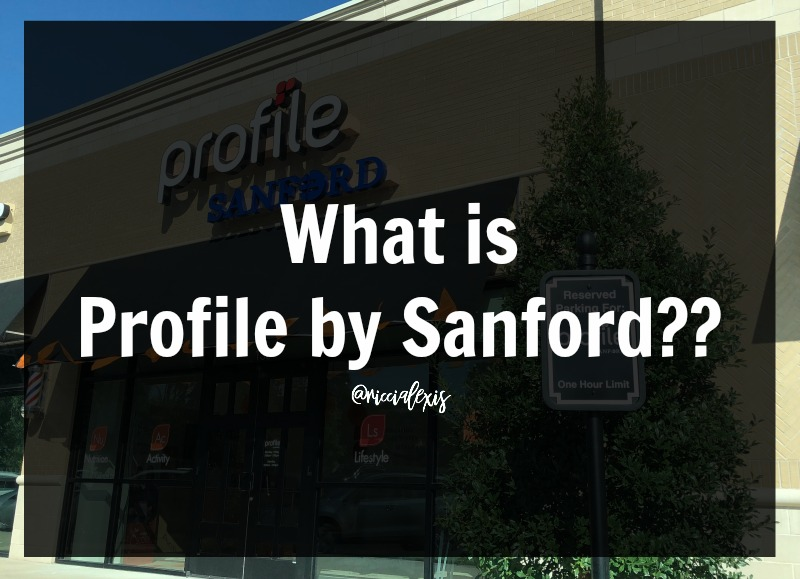 What is Profile by Sanford??